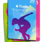 $50 iTunes Gift Card USgiftcards