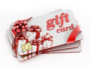 Car maintenance Gift Card